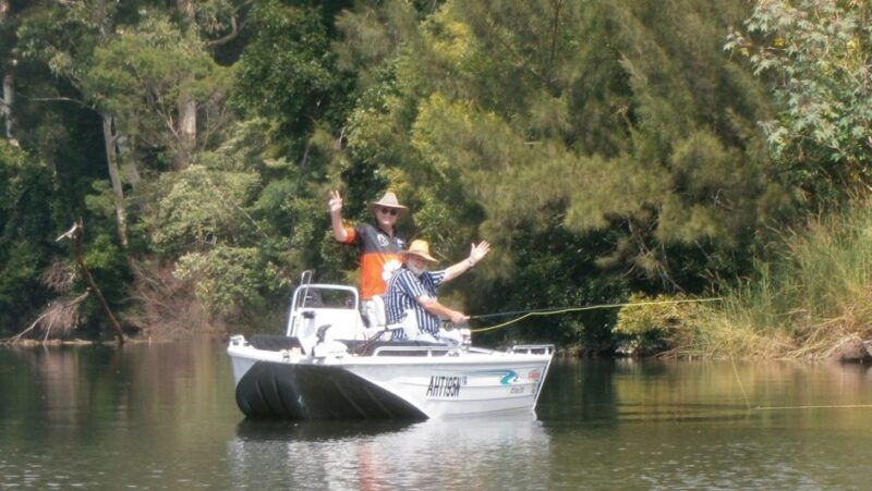 Flies for Wilson River, Telegraph Point