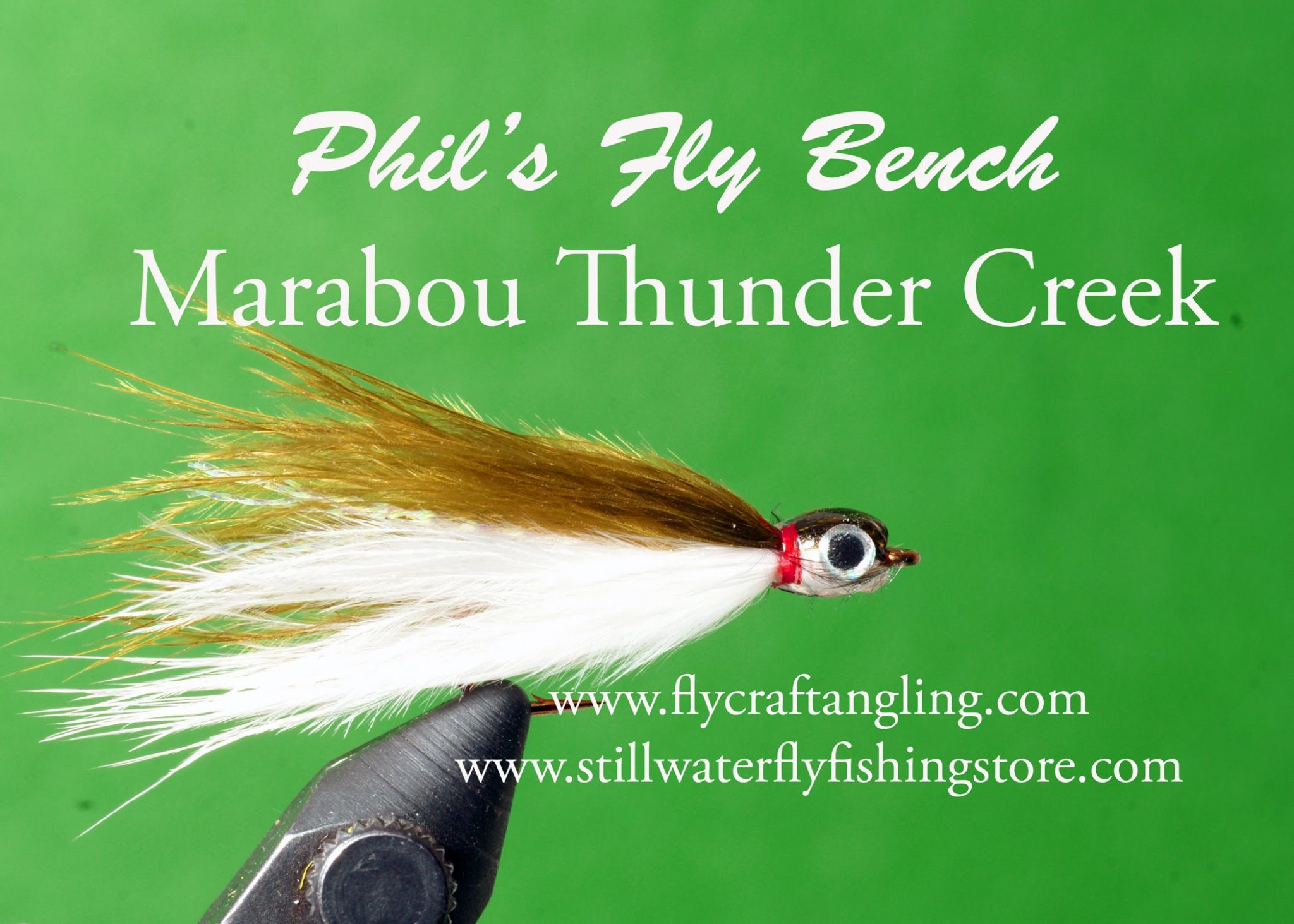 marabou thunder creek minnow