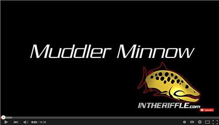Muddler minnow - intheriffle.com
