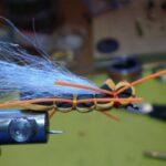 Paul Fedeles' Orange Bass Flopper