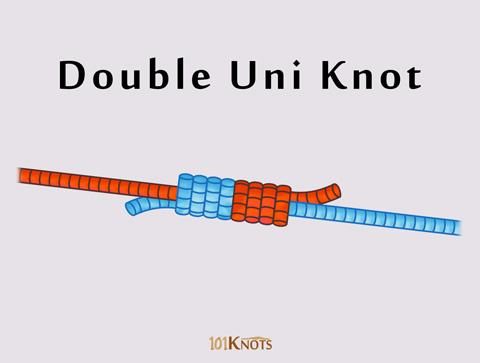 Doublt uni knot