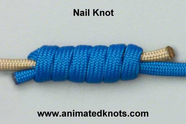 nail not