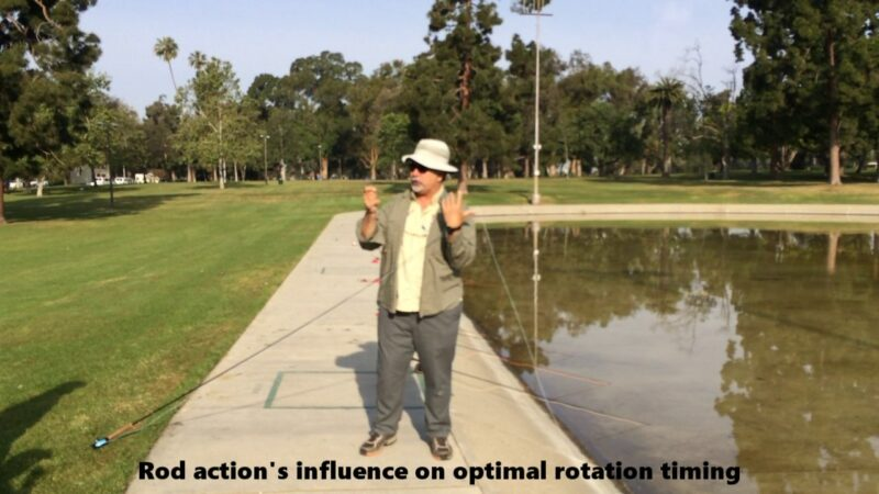Distance Casting – Steve Rajeff