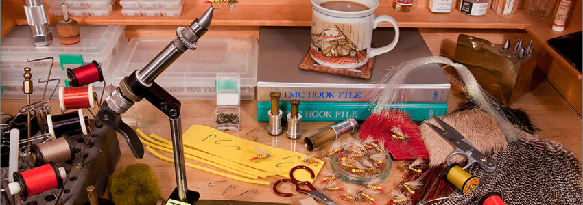 An Introduction to Fly Tying