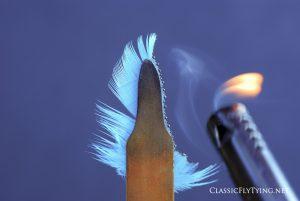 Wing burner