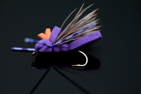 Purple GFA Hopper