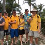 HFF members at the Forster Fly Muster 2019