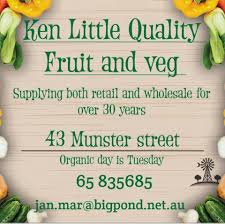 Ken Little's Quality Fruit and Veg
