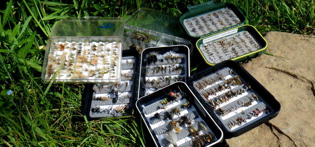 Choosing a Fly Box