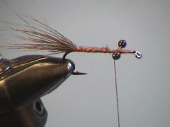 2 Tail tied in